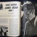James Dean - Screen Stars Magazine Pictorial [United States] (November 1955)