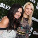 Demi Lovato–The 'Demi Lovato for Fabletics' Launch Party in Los Angeles - 454 x 568