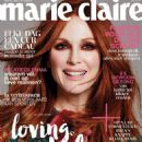 Julianne Moore - Marie Claire Magazine Cover [Netherlands] (April 2016)