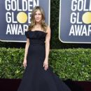 Jennifer Aniston wears Christian Dior dress : 77th Annual Golden Globe Awards