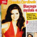 Claudia Cardinale - Nostalgia Magazine Pictorial [Poland] (3 April 2019)