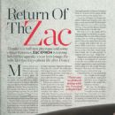 Zac Efron Marie Claire May 2012
