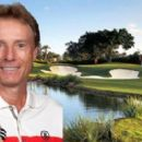 Bernhard Langer & Boca Raton Golf Course In Florida
