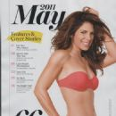 Jillian Michaels Shape Magazine May 2011