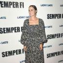 Leighton Meester – 'Semper Fi' Screening in Hollywood - 454 x 636