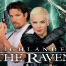 Elizabeth Gracen as Amanda Darieux in Highlander (1992) and Highlander: The Raven (1998) - 454 x 340