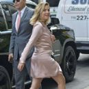 Ashley Benson – Seen at Le Coucou French Restaurant in New York City - 454 x 678