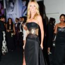 Heidi Klum Milan Fashion Week Amfar Gala In Italy