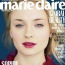 Sophie Turner – Marie Claire US Magazine (May 2018) adds
