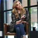 Natalie Dormer – Visits AOL Build Studio in NYC - 454 x 681