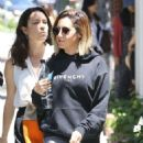 Ashley Tisdale out in West Hollywood - 454 x 680