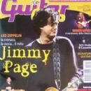 Jimmy Page - Guitar Club Magazine Cover [Italy] (January 2010)