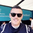 Luke Evans- July 3, 2016- Visa London ePrix - 351 x 400