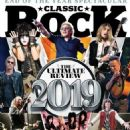 Paul Stanley - Classic Rock Magazine Cover [United Kingdom] (January 2020)