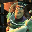 Buzz Lightyear is voiced by Tim Allen in Disney's Toy Story 2 - 11/99
