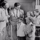 Art Linkletter With Danny Thomas & Family - 454 x 340