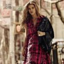 Nina Agdal - Grazia Magazine Pictorial [France] (11 July 2014)