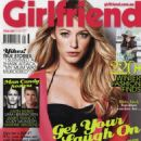 Blake Lively - Girlfriend [Australian] Magazine Scans - April, 2010