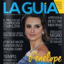 Penélope Cruz - La Guia Magazine Cover [United States] (November 2015)