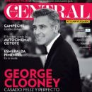 George Clooney - Central Magazine Cover [Mexico] (March 2016)