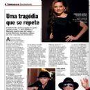Revista Veja - 30 de dezembro de 2009 - Uma tragédia se repete - 454 x 475