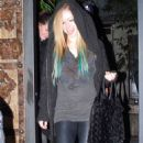 Avril Lavigne & Brody Jenner: Together Again