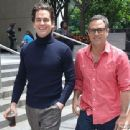Mark Ruffalo and Matt Bomer