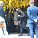 Mel C – Having lunch with her husband Joe Marshall at Scott's Mayfair in London