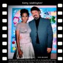 Hollywood Painter Metin Bereketli is enjoying a friendly moment with an alluringly beautiful actress Kerry Washington - 454 x 451