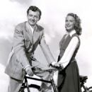Robert Walker and Dorothy Patrick - 454 x 544