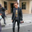 Ms. Ruby Rose Spotted Leaving Steven & CO. Jeweler store out in Beverly Hills CA January 11,2016 - 454 x 577