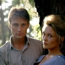 Hurry Sundown - Faye Dunaway and John Phillip Law (1967)