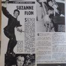 Suzanne Flon - Festival Magazine Pictorial [France] (4 July 1961)