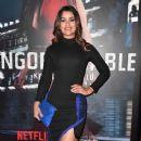 Clarissa Molina- Premiere of Netflix's 'Ingobernable' - Arrivals - 366 x 600