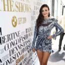 Victoria Justice – New York Fashion Week 2019