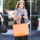 Jennifer Love Hewitt out shopping in West Hollywood, November 8, 2010