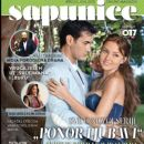 Angelique Boyer, David Zepeda - Sapunice Magazine Cover [Serbia] (June 2013)