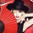 Eva Herzigova Vanity Fair Spain September 2010