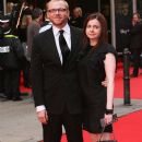 Simon Pegg and Maureen McCann - 384 x 594