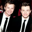Chris Colfer and Will Sherrod - 454 x 627