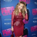 Thalia: 'On Your Feet!' premiere in NYC