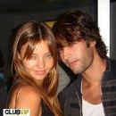 Jay Lyon and Miranda Kerr