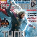 Chris Hemsworth - Cine Premiere Magazine Cover [Mexico] (October 2013)
