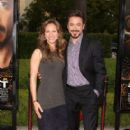 Robert Downey, Jr. and Susan Levin