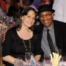 Joe Morton and Nora Chavooshian