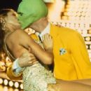 "Cameron Diaz As Tina Carlyle And Jim Carrey As Stanley Ipkiss/The Mask In ""The Mask"" (1994)"