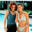 Neve Campbell and Denise Richards