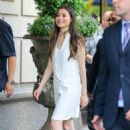Miranda Cosgrove Arriving At Her Hotel In Nyc