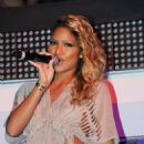 Cassie - Performance At VIP Room In St. Tropez July 25, 2010
