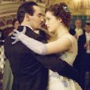 Jonathan Rhys Meyers and Jessica De Gouw